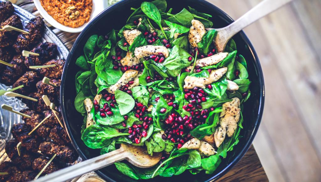 Intégrer facilement les salades à son menu - Coach Total Control
