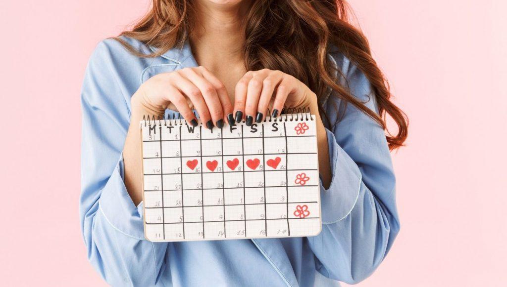 Cycle menstruel perte de poids
