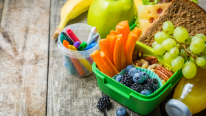 Idées pour la boîte à lunch nutritive enfants Herbalife