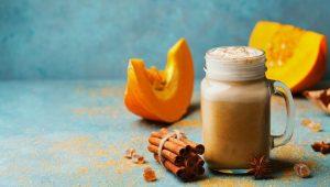 Shake citrouille petits fruits