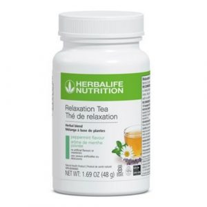 Thé de relaxation Herbalife v2